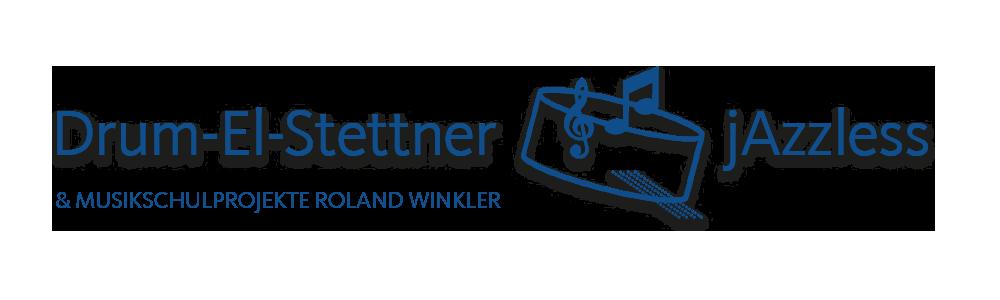 Drum-El-Stettner / Jazzless / Roland Winkler